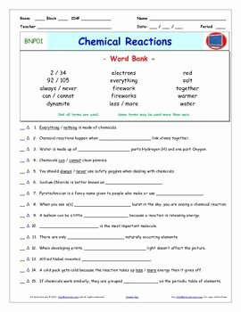 Bill Nye Chemical Reactions Worksheet Elegant 1000 Ideas About Key Bank Full Site On Pinterest