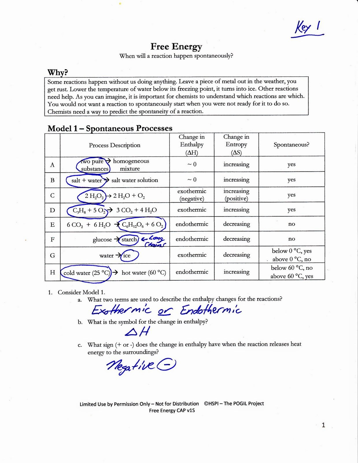 Bill Nye Chemical Reactions Worksheet Elegant Energy Model Worksheet 3 Answers
