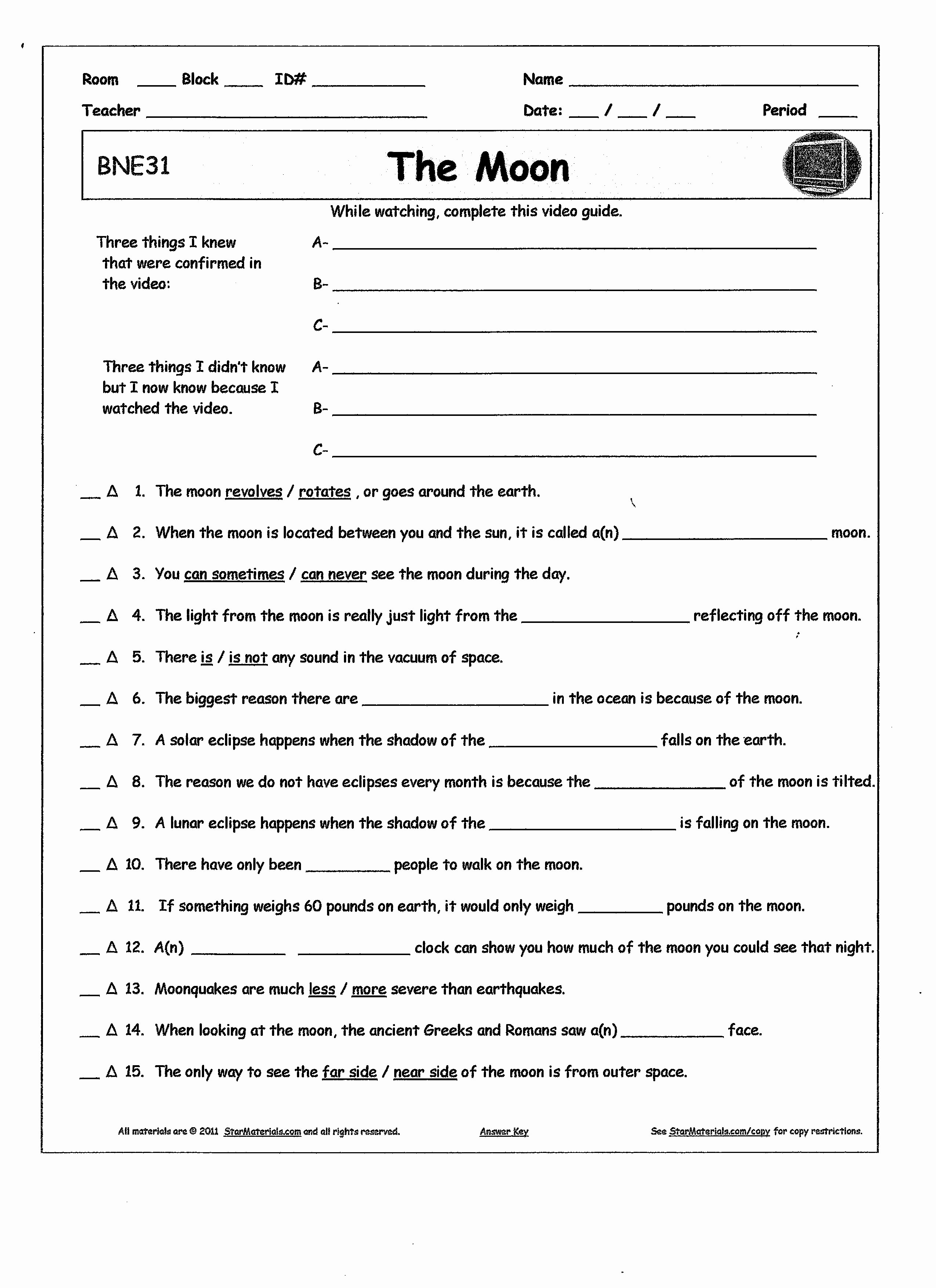 Bill Nye Fossils Worksheet Beautiful Bill Nye Simple Machines Worksheet Answers the Best