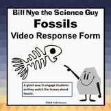 Bill Nye Fossils Worksheet Unique Fossils Worksheets Teaching Resources
