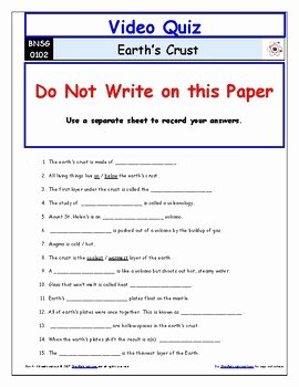 Bill Nye Magnetism Worksheet Answers Elegant Differentiated Video Worksheet Quiz & Ans for Bill Nye