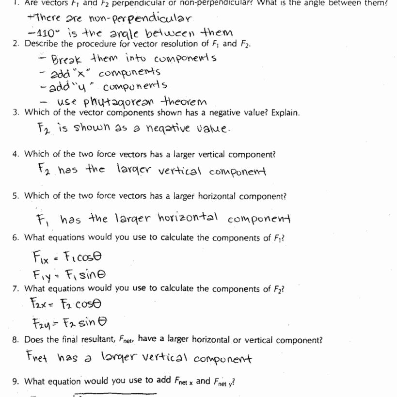 Bill Nye Motion Worksheet Answers Fresh Bill Nye Motion Worksheet Answers