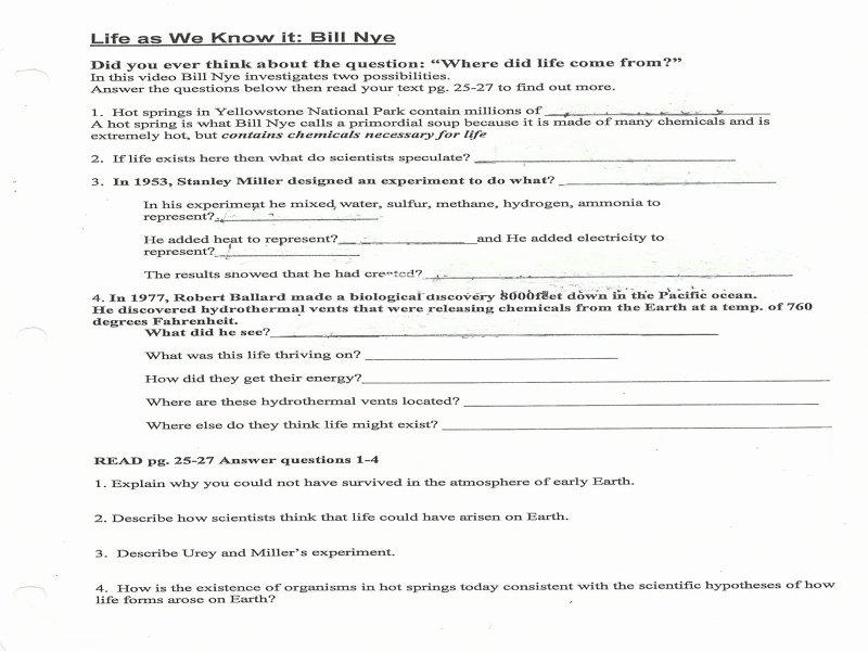 Bill Nye Simple Machines Worksheet Unique Bill Nye Simple Machines Worksheet Free Printable Worksheets