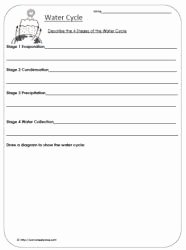 Bill Nye Water Cycle Worksheet Best Of Bill Nye Water Cycle Video Worksheet