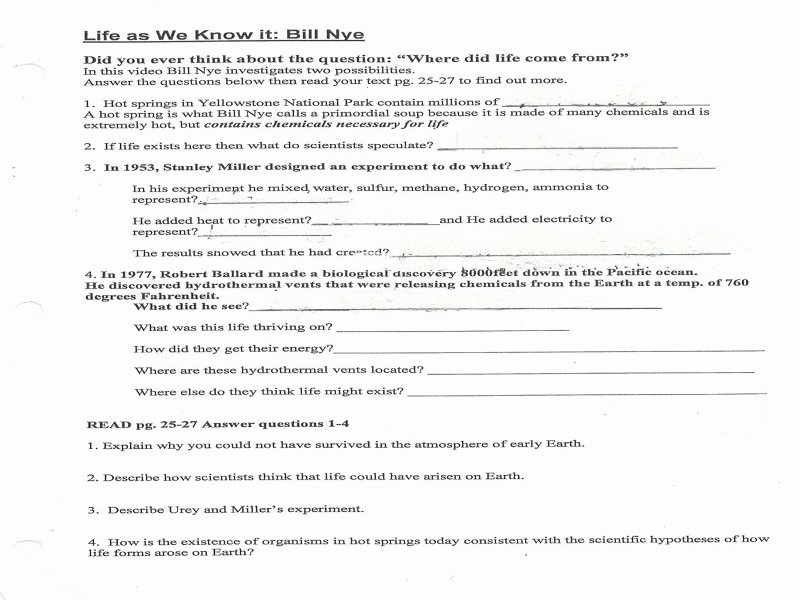 Bill Nye Waves Worksheet Fresh Bill Nye Simple Machines Worksheet Free Printable Worksheets