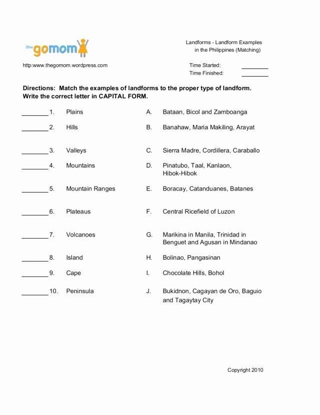 Bill Of Rights Scenario Worksheet Inspirational Printables Bill Rights Matching Worksheet