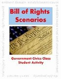 Bill Of Rights Scenario Worksheet Inspirational Randy Tease Teaching Resources