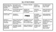 Bill Of Rights Scenarios Worksheet Elegant Bill Of Rights Printables