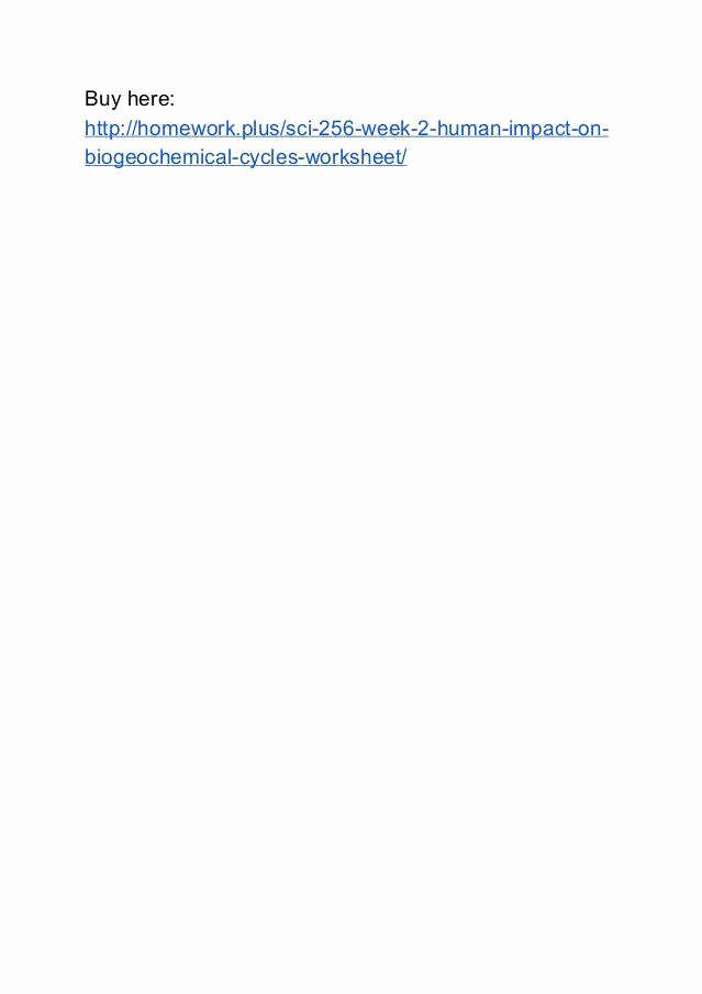 Biogeochemical Cycles Worksheet Answers Beautiful Biogeochemical Cycles Worksheet