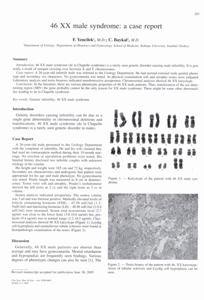 Biology Karyotype Worksheet Answers Key Awesome the Latest Template Of Karyotype the Patient W X M S