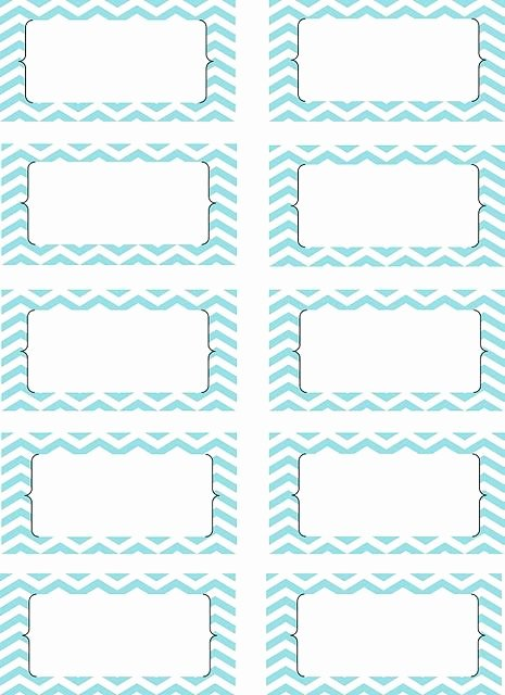 Blank Nutrition Label Worksheet Fresh Free Printable Chevron Labels Misc Crafts
