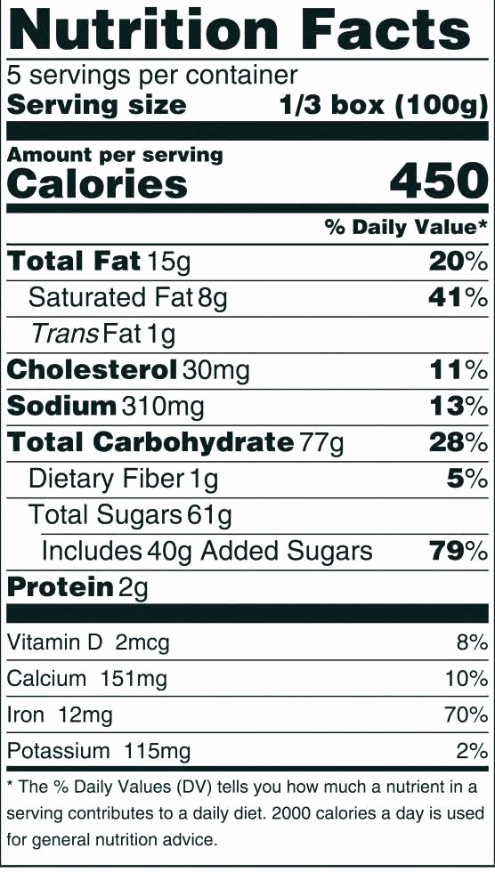 Blank Nutrition Label Worksheet New Blank Label Templates Per Sheet Food Template Free for