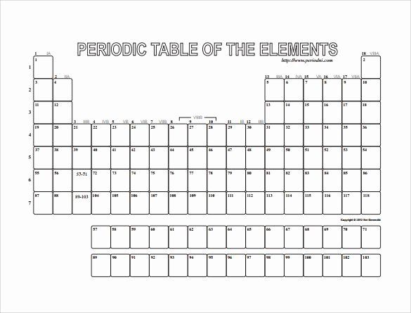 Blank Periodic Table Worksheet Lovely Pin by Francis Rutland Whittle On Chemistry