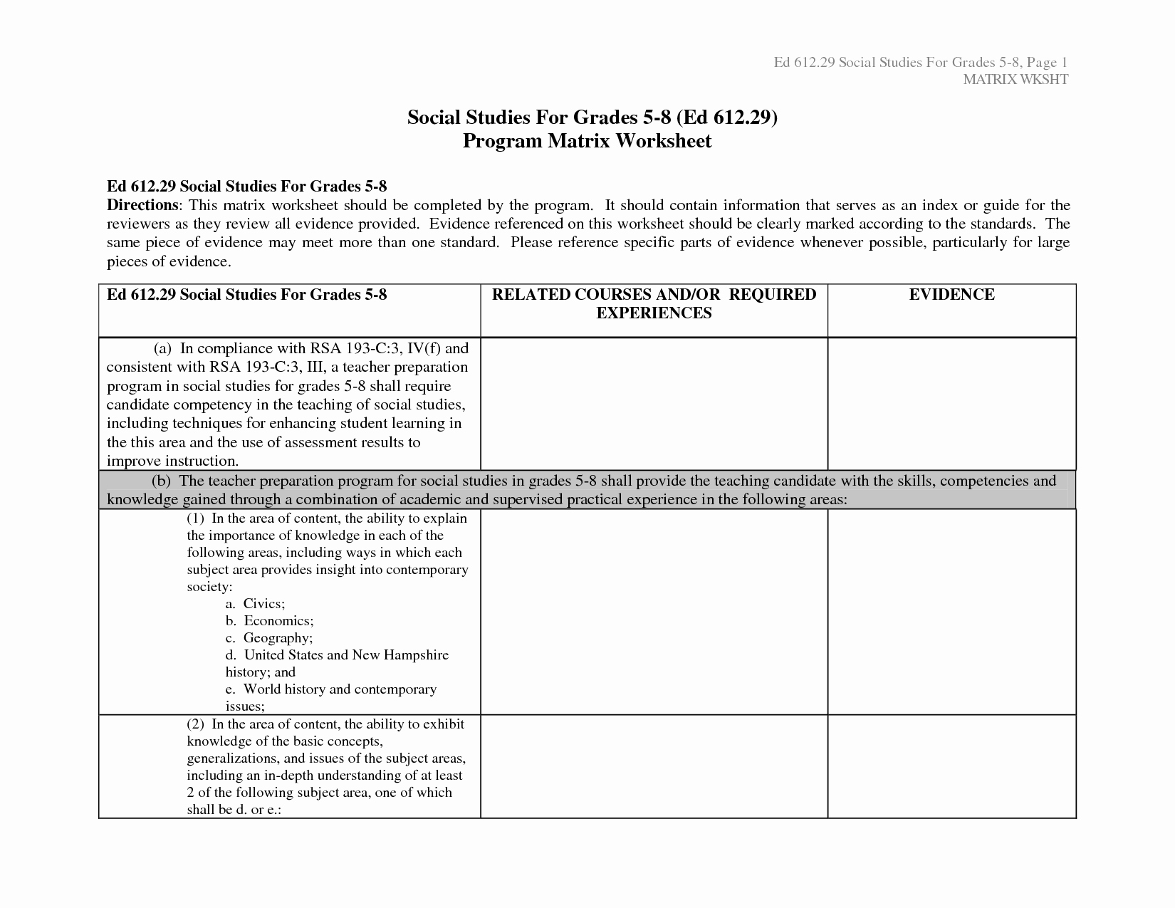 Blank Vocabulary Worksheet Template New 10 Best Of Vocabulary Matrix Worksheet Blank