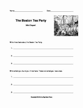 Boston Tea Party Worksheet Best Of Pin by Juicy Fruit On Liberty Kids