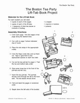 Boston Tea Party Worksheet Inspirational 1000 Images About the Landmark History Of the American