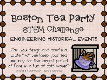 Boston Tea Party Worksheet Lovely Boston Tea Party Engineering Historical events Stem