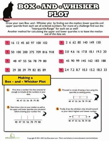 Box and Whisker Plot Worksheet Best Of 1000 Images About Math Bars Charts & Graphs On