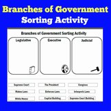 Branches Of Government Worksheet New 3 Branches Government Worksheets