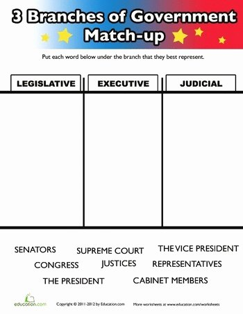 Branches Of Government Worksheet Pdf Luxury 120 Best Images About School social Stu S On Pinterest