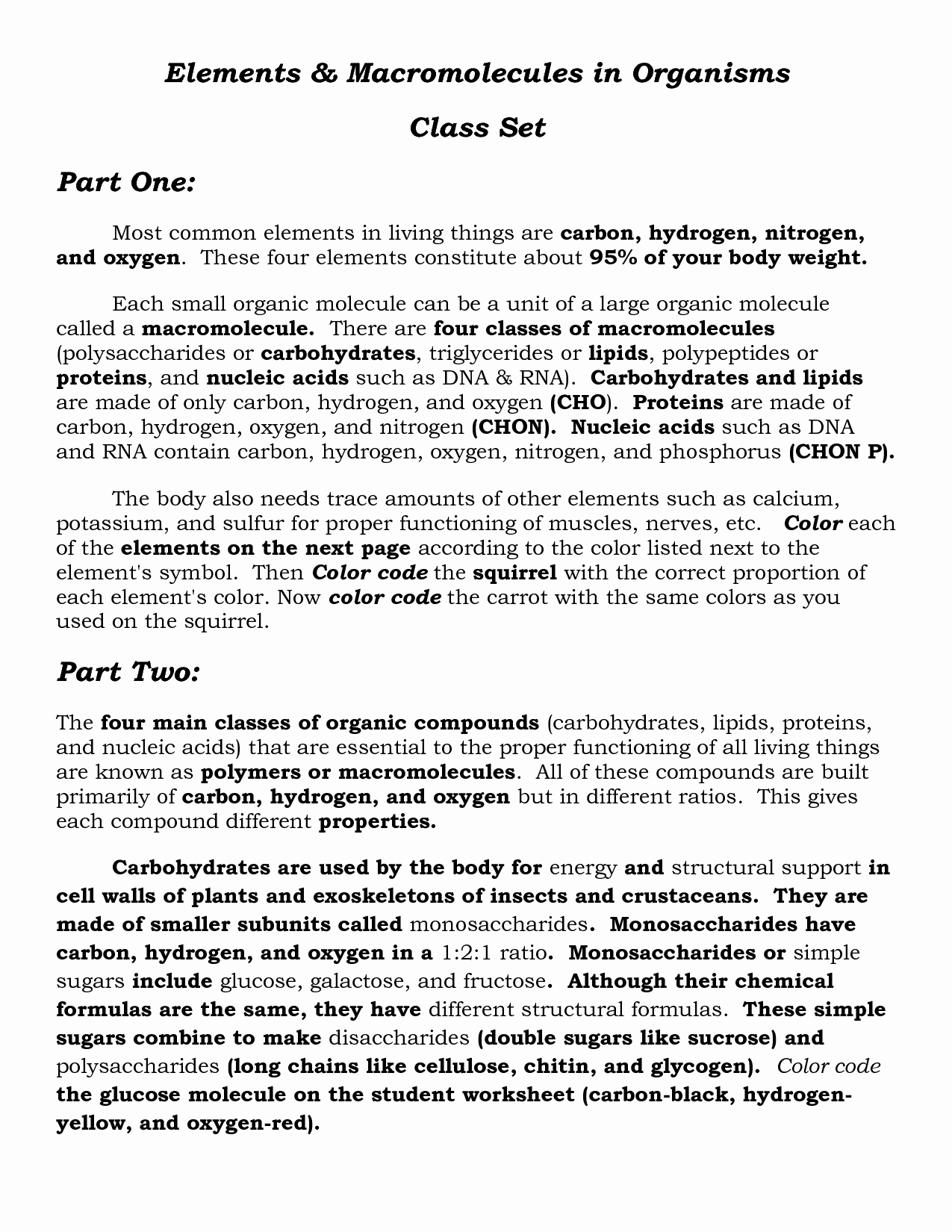 Building Macromolecules Worksheet Answers Unique 16 Best Of Building Macromolecules Worksheet Answer