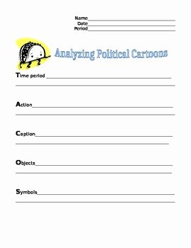 Cartoon Analysis Worksheet Answers Fresh Political Cartoon Analysis Tacos by Jessica Dibenedetto