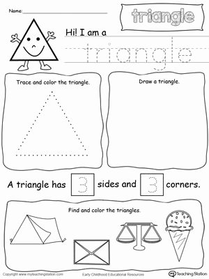 Centers Of Triangles Worksheet Luxury All About Triangle Shapes