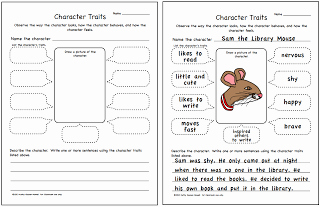 Character Traits Worksheet 3rd Grade Awesome why Study Character Traits because Understanding and