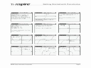Characteristics Of Functions Worksheet New Extrema Lesson Plans & Worksheets Reviewed by Teachers