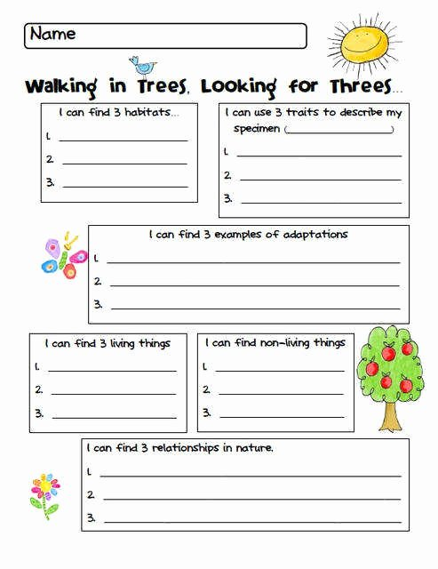 Characteristics Of Life Worksheet New Characteristics Living Things Worksheet