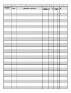 Checkbook Register Worksheet 1 Answers Fresh Free Printable Template Chores