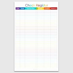 Checkbook Register Worksheet 1 Answers Inspirational Checkbook Register Printable Bud Binder Check Book
