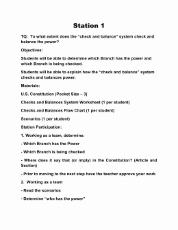 Checks and Balances Worksheet Answers Best Of Studylib Essys Homework Help Flashcards Research