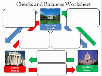 Checks and Balances Worksheet Answers Fresh the Constitution Checks and Balances Interactive