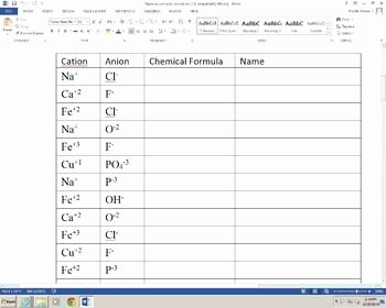 Chemical formula Writing Worksheet New Chemical formula Puzzle Pieces and Labs On Pinterest