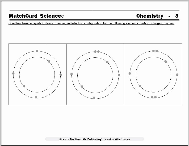 Chemistry atomic Structure Worksheet Best Of Chemistry Worksheets
