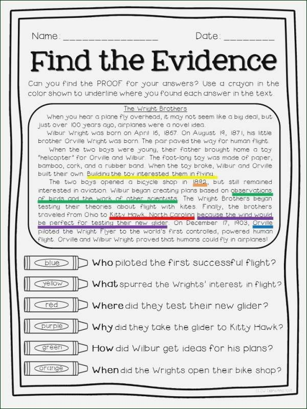Cite Textual Evidence Worksheet Best Of Citing Textual Evidence Worksheet