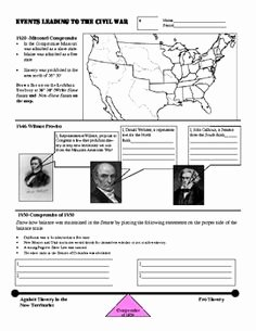 Civil War Battles Map Worksheet Fresh Civil War Timeline is A Great Way to Help Your Students