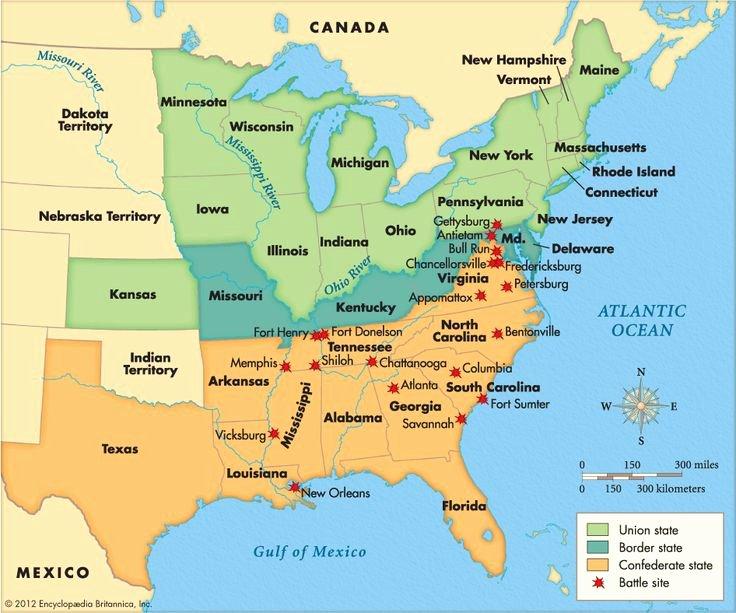 Civil War Battles Map Worksheet Inspirational Map Still Most Of the Major Battles Of the American Civil