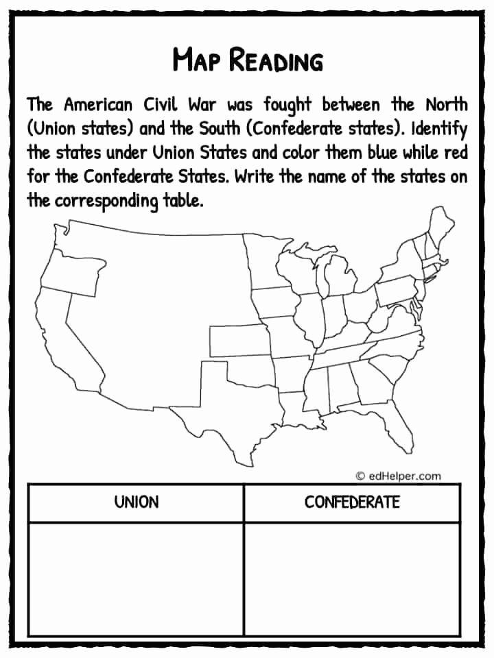 Civil War Battles Map Worksheet Lovely the First Five Agenda Message Weapons Civil War