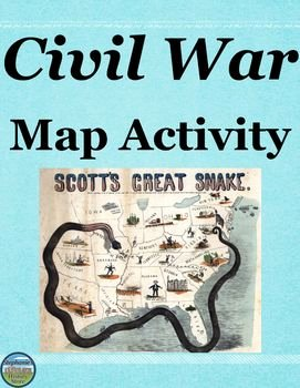Civil War Battles Map Worksheet Luxury 45 Best Images About 5th History Geography On Pinterest