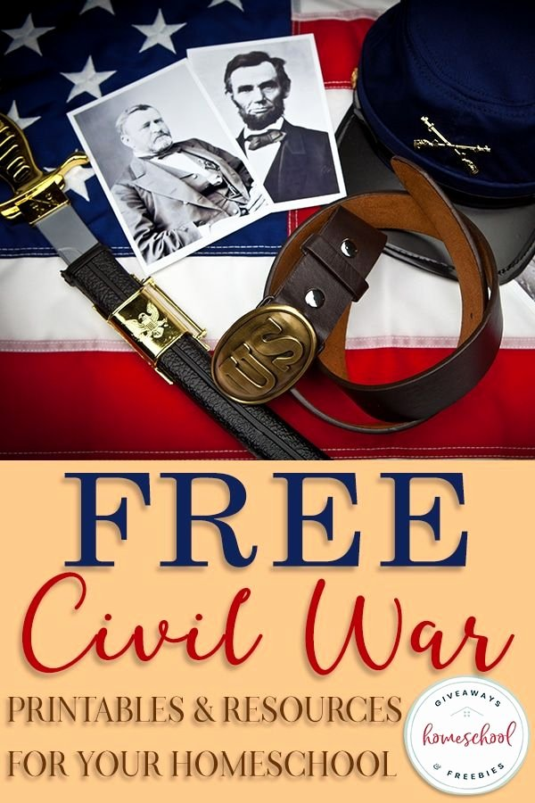 Civil War Map Worksheet Best Of Free Civil War Printables & Resources for Your Homeschool