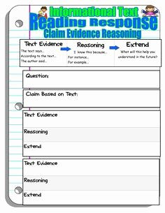 Claim Evidence Reasoning Science Worksheet Inspirational 1000 Images About Cer Claim Evidence Reasoning On