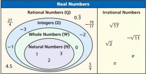 Classify Real Numbers Worksheet Awesome Lesson 1 1 Classifying Real Numbers Faribault Public