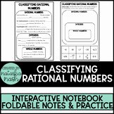 Classifying Rational Numbers Worksheet Luxury Classifying Rational Numbers Teaching Resources