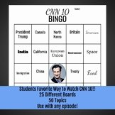 Cnn Student News Worksheet Inspirational Cnn 10 Worksheets