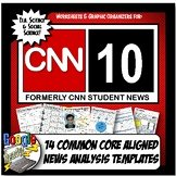 Cnn Students News Worksheet New Cnn 10 Worksheets