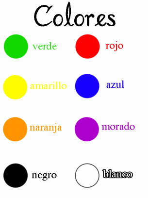 Colors In Spanish Worksheet Beautiful Spanish Color Names Worksheet