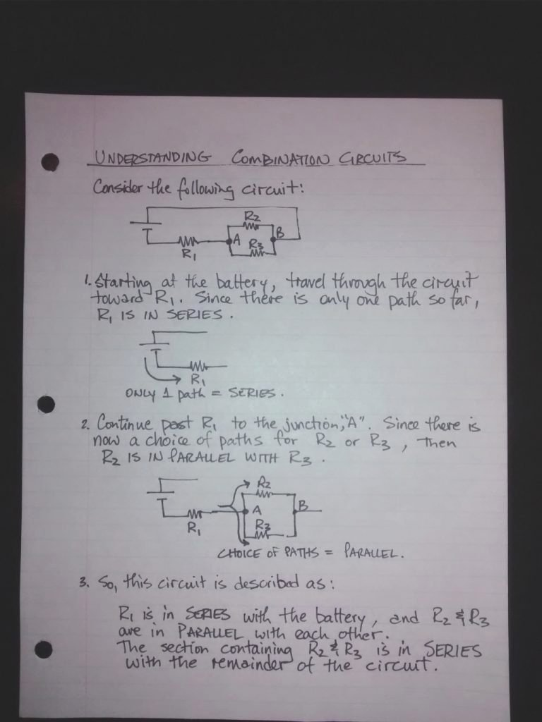 Combination Circuits Worksheet with Answers Beautiful Downloadable Template Of Unit Fields Mr Keefe S Physics
