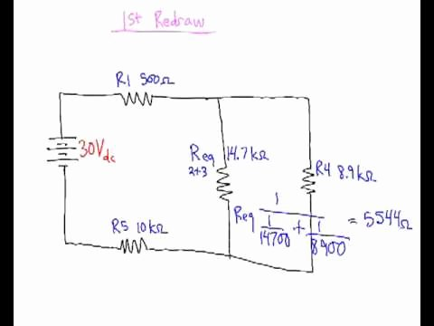 Combination Circuits Worksheet with Answers Fresh solving Series Parallel Circuits